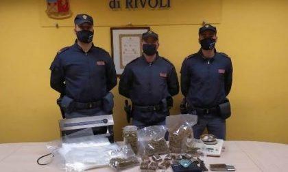 Un chilo di droga e 5.000 euro: arrestato | GUARDA IL VIDEO