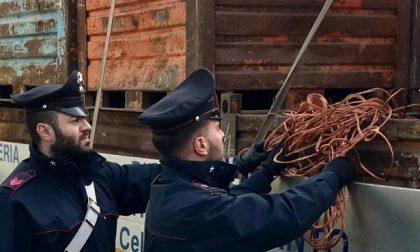 La Polizia di Stato contro il fenomeno dei furti di rame: 91 persone controllate, un indagato