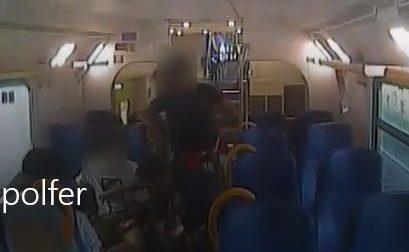 In manette la gang che terrorizzava i passeggeri dei treni   GUARDA IL VIDEO