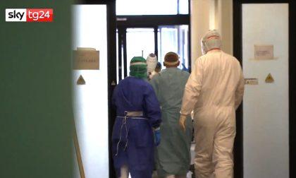 E' allarme: in Piemonte ospedali saturi tra meno di 10 giorni