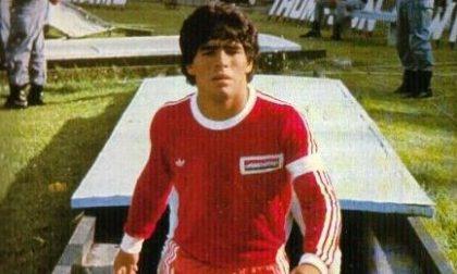 Quando il 18enne Maradona rischiò di arrivare a Torino con la maglia granata