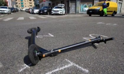 Anche gli incidenti si fanno più green: inchiesta su violento scontro tra bici e monopattino