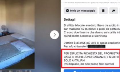 """""""Si affitta solo agli italiani"""": telefono chiuso in faccia a una 24enne incinta di origine rumena"""