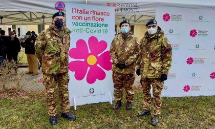 Vaccino Covid, in campo anche il Corpo Militare Volontario della CRI