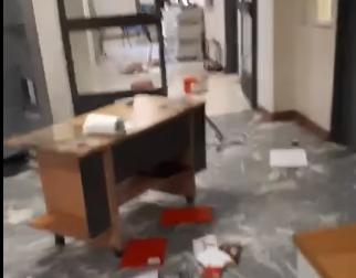 Ancora un furto in una scuola torinese: l'impressionante video del giorno dopo