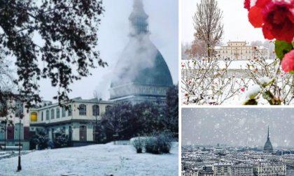 Torino sotto la neve: la gallery degli scatti più poetici