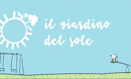 Il giardino del sole: un nuovo parco giochi davanti all'Ospedale Regina Margherita