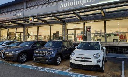 Tampone rapido Torino: concessionaria d'auto offre test autodiagnostico ai clienti