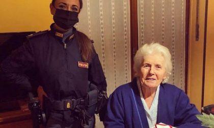Anziana sola resta senza luce a Natale: arriva la Polizia