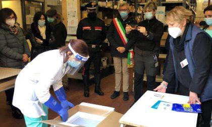 Vaccino Covid: tutte consegnate le prime 40mila dosi in Piemonte