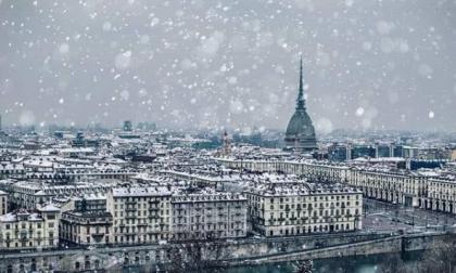 Allerta gialla su quasi tutto il Piemonte: si attende la neve