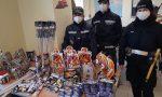 """Fuochi d'artificio: sequestrati 107 """"botti"""" illegali"""