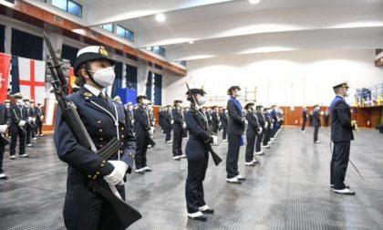 Marina militare,  4 piemontesi giurano fedeltà alla patria