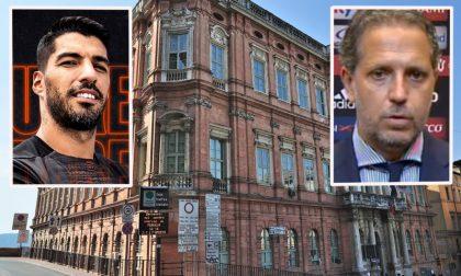 Esame farsa di Suarez: indagato il direttore sportivo della Juventus