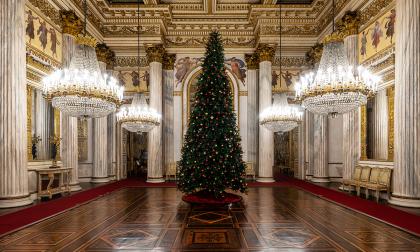 #NataledaRe con i Musei Reali tra webinar, tutorial e appuntamenti social