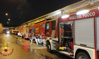 """Brucia """"La Tripa 'd Muncalé"""": Vigili del fuoco spengono un incendio nella storica fabbrica di trippa a Moncalieri"""