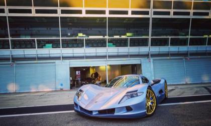 L'auto più veloce del mondo è di Osaka, ma si produce alla MAT di Torino