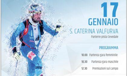 Il 17 gennaio a Santa Caterina i Campionati Italiani Sci Alpinismo individuali assoluti