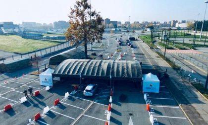 """Vaccini Covid: nasce nuovo polo """"drive through"""" all'Allianz Stadium di Torino"""