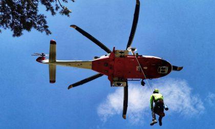 Scialpinista 37enne muore all'Alpe Colombino dopo aver accusato un malore