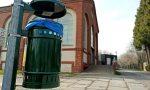 A Collegno 150 nuovi cestini contro l'abbandono dei piccoli rifiuti