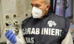 Sequestrate sei tonnellate di gel igienizzante turco