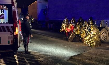 Scoperti 7 profughi afghani all'interno di un tir proveniente dalla Serbia