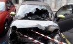 Autocombustione: macchina prende fuoco da sola nel posteggio