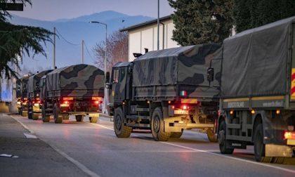 """Barriera di Milano """"blindata"""" dalle pattuglie dell'Esercito"""