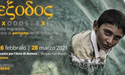 """Sbarca ad Almese la famosa mostra """"Exodus"""" premiata anche da Mattarella"""