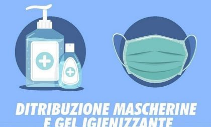 """Mascherine e gel igienizzante gratis con la distribuzione di """"Torino Tricolore"""""""