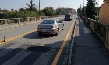Ponte nuovo di Alpignano, traffico deviato per dieci mesi circa
