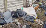 Via Reiss Romoli 122 sommersa dai rifiuti