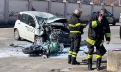 Schianto mortale a Villar Perosa: perde la vita centauro 27enne