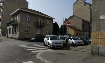 Tra via Luini e via Forlì c'è l'incrocio che fa paura ai residenti