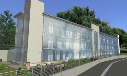 All'ex mensa Elcat a Rivoli il nuovo Centro di salute mentale e il SerD: partiti i lavori