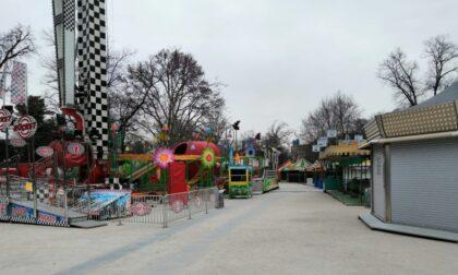 Luna park e circhi chiusi da oltre un anno, la protesta degli operatori