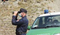 Cacciatori sanzionati per spostamenti fuori dal Comune in zona arancione
