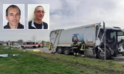 Incidente Pinerolo: giovedì l'ultimo saluto ai due cantonieri che hanno perso la vita