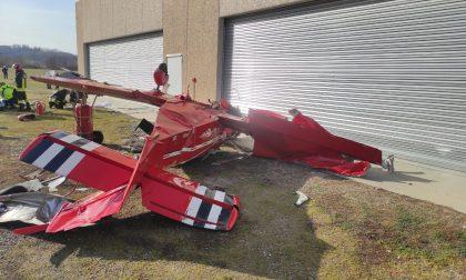 Carmagnola, muore pilota 66enne di un ultraleggero