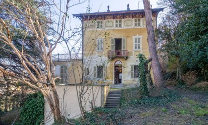 Cavour, in vendita la villa di Giovanni Giolitti