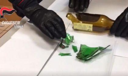 Lite da saloon: immigrati si affrontano a colpi di bottiglie rotte