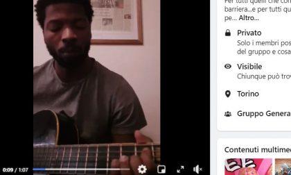 Ode in musica all'accoglienza in Barriera: spopola il video dell'immigrato che canta