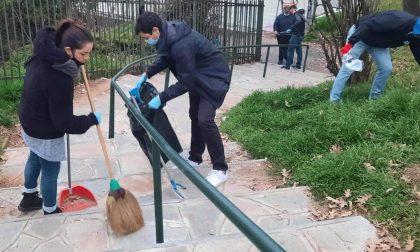 Torino Tricolore e il volontariato ambientalista: puliti due quartieri della città