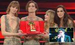 Sanremo 2021: contro ogni pronostico vincono i Maneskin. Per il torinese Willie Peyote sesto posto e premio della critica