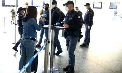 Un arrestato, 7 indagati, 3.630 persone controllate: è il risultato del bilancio settimanale dei controlli Polfer