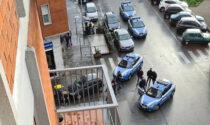 Piazza Nazario Saurio: finalmente controlli e sanzioni a chi bivacca