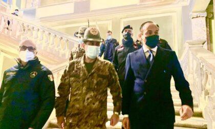 """Il Generale Figliuolo a Moncalieri: """"L'Italia unita esce dalla pandemia"""""""