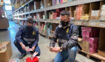 """Sequestrati 15milioni di prodotti di falso """"Made in Italy"""" per un valore di 25milioni di euro"""
