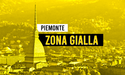 E' ufficiale: Piemonte in zona gialla da lunedì, la valle d'Aosta passa in arancione
